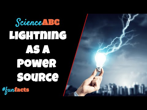 Can We Harness Electricity From Lightning?