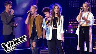 """4Dreamers i finaliści I edycji - """"Nie Poddam Się"""" - The Voice Kids 2 Poland"""