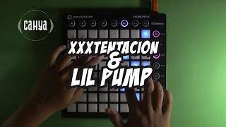 XXXTENTACION & Lil Pump ft. Maluma & Swae Lee - Arms Around You (Launchpad Cover) Instrumental