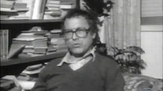 Excerto de entrevista a José Afonso 1984