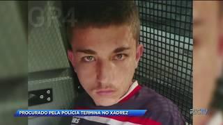 Procurado pela polícia termina na prisão em Florianópolis