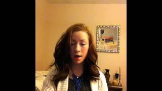Rise Me Up by Lana Del Rey Cover by Danielle Ryan