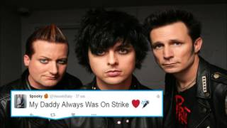 Green Day - Too Dumb To Die (lyrics)