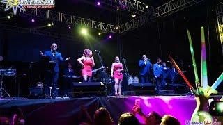 """Sonora Dinamita Internacional Explosiva en vivo """"Vivir la vida"""""""