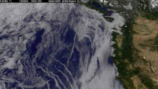 Ground to Satellite Comparison of Vancouver smoke/smog/haze