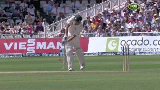 First Ashes Test, Day Two Highlights