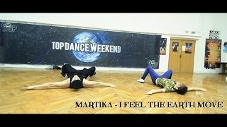 Martika - I Feel The Earth Move I Maniek & Sandy I Poland Top Dance Weekend