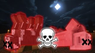 Where Dead Mobs Go - Minecraft