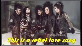 Revel Love Song- Black Veil Brides (Lyrics)