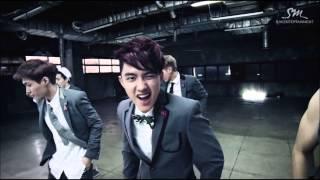[LEEKE :: 레몬X인호X에이미X에르] EXO - 으르렁(Growl) (COVER)