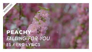 peachy - falling for you (ft. mxmtoon) [LYRICS || LETRA]