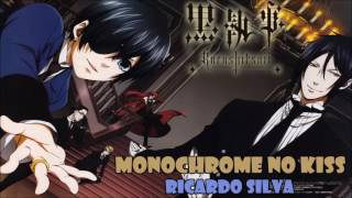 Monochrome no Kiss (Kuroshitsuji  opening 1) cover latino by Ricardo Silva