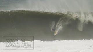 Derek Dunfee at Puerto 2 - 2015 Billabong Ride of the Year Entry - XXL Big Wave Awards