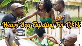 Popular Comedian  (Oghwe Kingsley KcBrown ) skit (I Can't Die For Love)