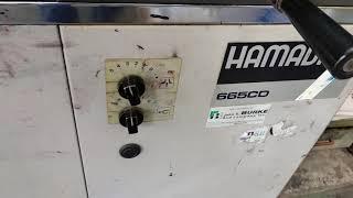 HAMADA OFFSET MACHINE