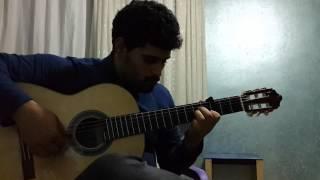 Barış Manço -Unutamadım( Classical Guitar Cover )