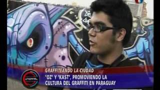 Entrevista a Kast y Oz en Unicanal (junio/09)