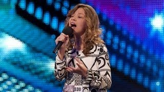 Molly Rainford One Night Only - Britain's Got Talent 2012 - International version