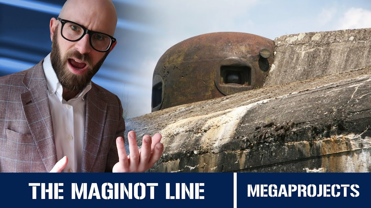 The Maginot Line : An Impervious Line of Defence (Sort of)