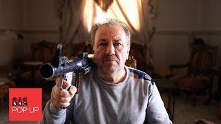 Meeting a Lebanese drug lord - BBC Pop Up (FULL FILM) - BBC News width=