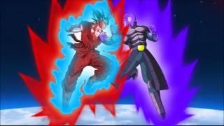 Custom Themes: Goku vs Hit