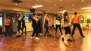 Sexy als ik dans - Zumba choreography