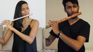 New Rules - Dua Lipa Flute Cover | COLLAB