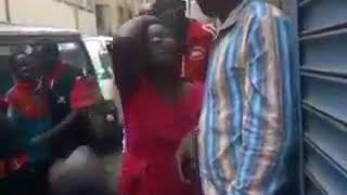 NAIROBI S*X WORKER GOES CRAZY ON MAN WHO FAILED TO PAY FOR SERVICES