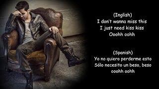"Prince Royce - Kiss Kiss ""Con Letra"" Español-Ingles"