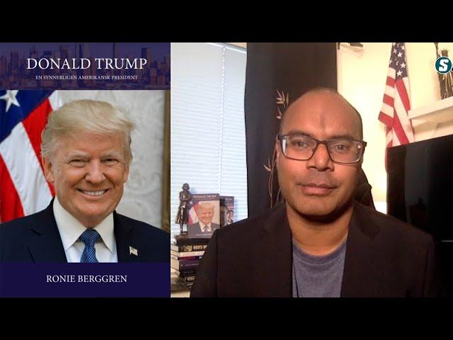 INTERVJU: Donald Trump - en synnerligen amerikansk president