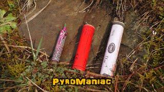 PyroManiac - Roter Korsar vs. Booster D vs. Super Böller 1