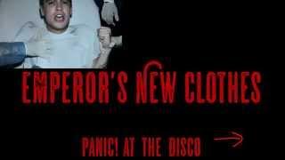Panic! At The Disco-Emperor's New Clothes (TRADUÇÃO)