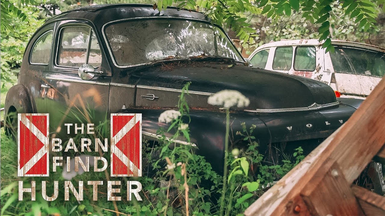 Barn Find Hunter: A smorgasbord of Swedish classics