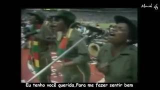 Lucky Dube - Ive got you babe (Tradução)