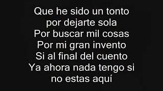 Voy A Olvidarme De Mi - Carlos Vives - CON LETRA