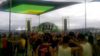 Captain Hook na Equilibrium Festival