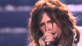 Steven Tyler (Aerosmith) - DREAM ON - live on American Idol - HD - great