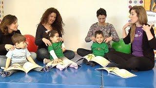 Juega y aprende con tu hijo a hacer un masaje de hormiguita