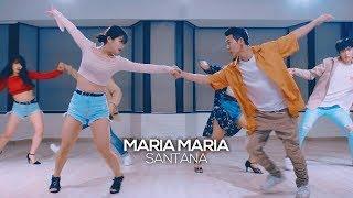 Santana - Maria Maria : ELTI Choreography