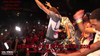 "Migos ""Bando"" at Wild Bills 2014 DJ Holiday & Streetz 94.5FM #Holipalooza"
