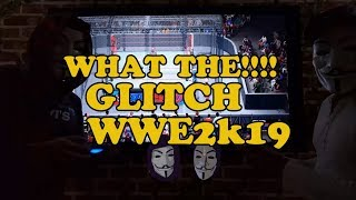 WWE2K19 Glitch   John Cena vs Shinsuke Nakamura