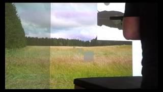 Trenażer myśliwski - tarcze 'Złoty Róg' w Zielonej Górze