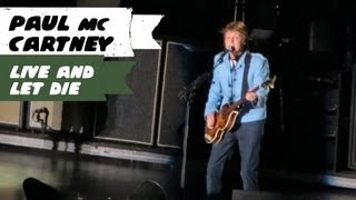 Paul McCartney - Live and Let Die (BH, 04/05/13) filmado em HD