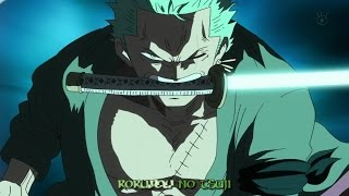 Roronoa Zoro 「AMV」- I kill cause ım hungry