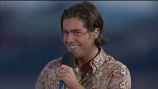 Benjamin Ingrosso – Love You Again LIVE @ Allsång på Skansen