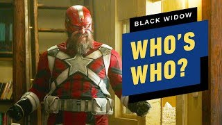 Marvel's Black Widow: Who's Who in the New Trailer?