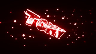 FREE NEW INTRO FOR TONY  | C4D & After Effects