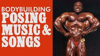 How to Choose Bodybuilding Posing Music & Songs