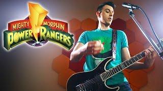 Power Rangers Theme ⚡ Rock-Metal Cover