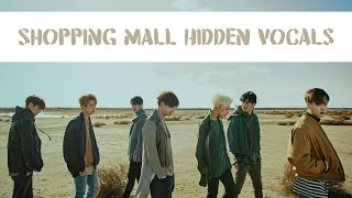 "[Hidden Vocals] GOT7 ""Shopping Mall"""